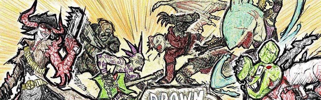 Drawn To Death erscheint heute für PS Plus