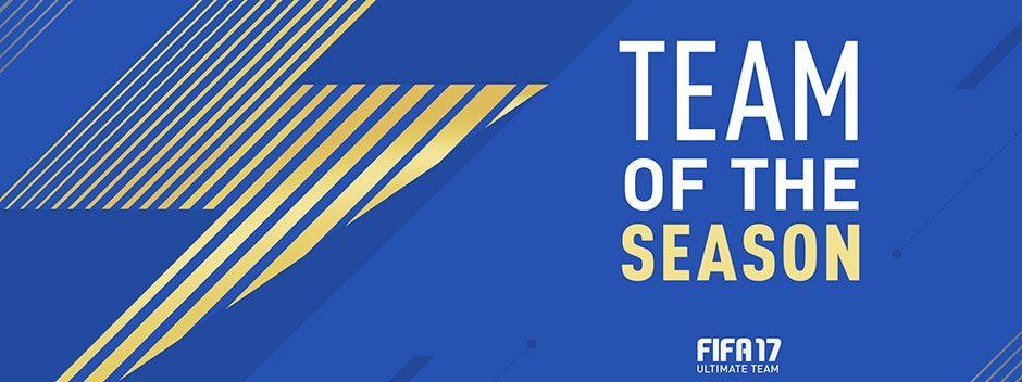 Das Team der Saison der Englischen Premier League ist jetzt für eine Woche in FIFA 17 verfügbar