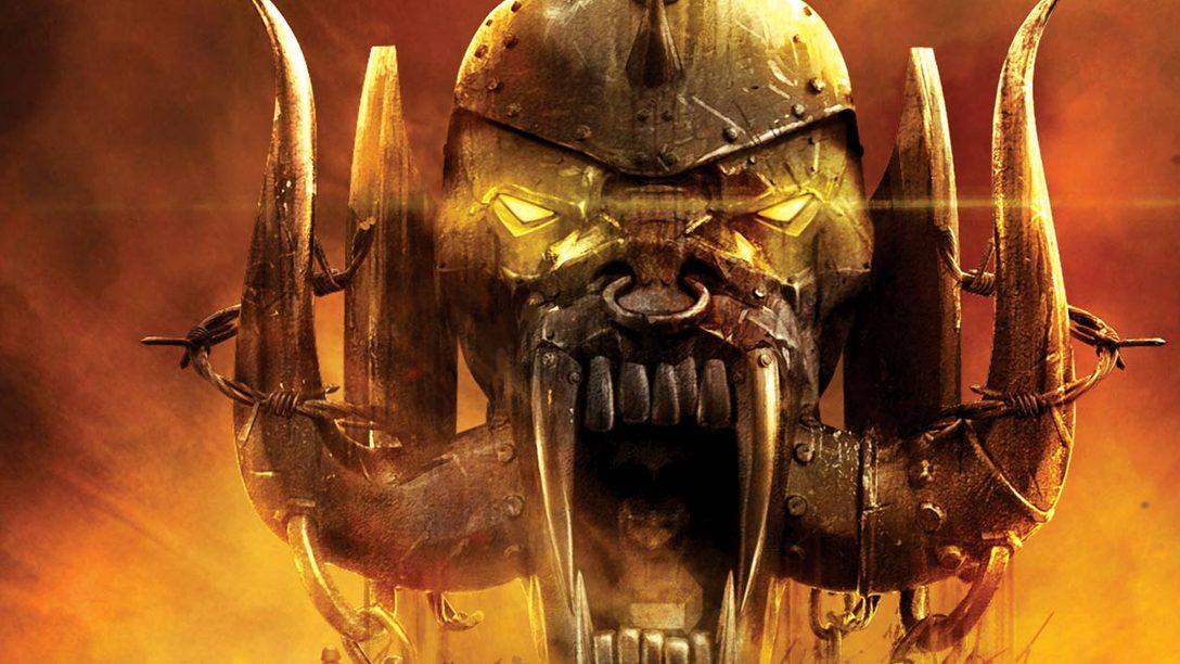 Wie die Waffenkenntnisse von Motörheads Frontmann Lemmy und die Musik der Band Victor Vran auf PS4 geformt haben