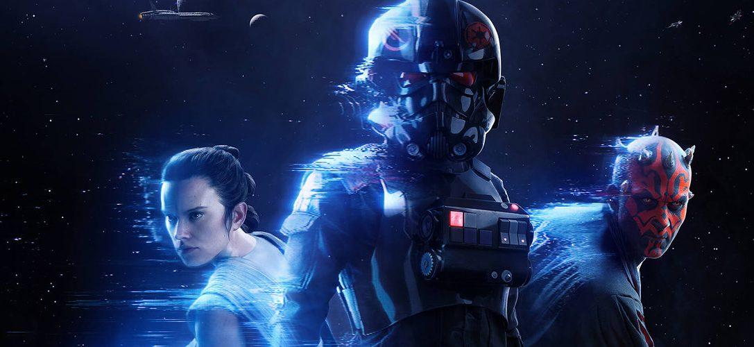Die Lead-Designer von Star Wars Battlefront II über das Schlagen einer Brücke zwischen Episode VI und VII