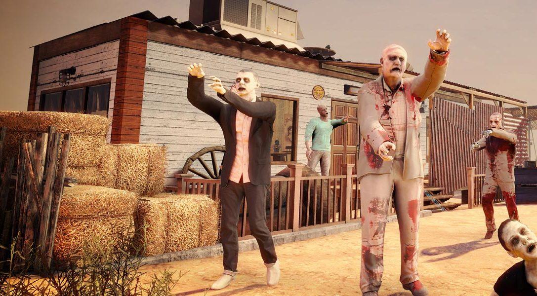 Überlebt die Zombie-Apokalypse in Arizona Sunshine, ab Juni für PS VR erhältlich