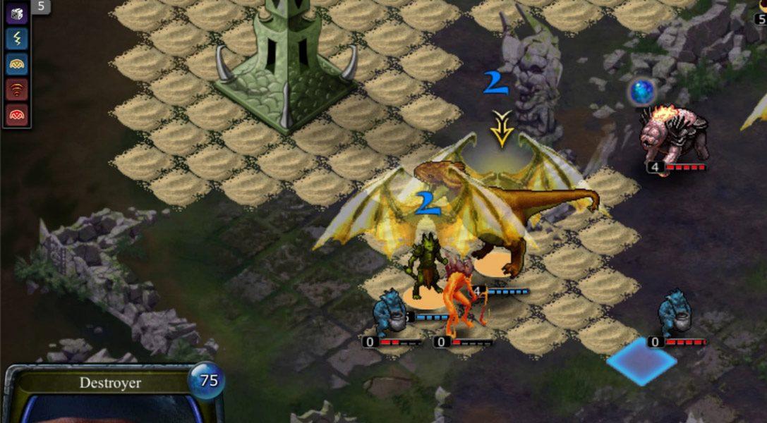 Das kartenbasierte Strategiespiel Pox Nora erscheint am 23. Mai für PS4