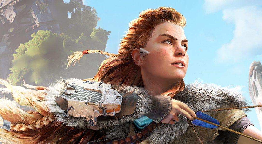 Horizon Zero Dawn ist dieses Wochenende reduziert im PlayStation Store