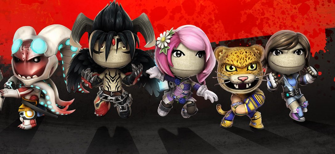 Feiert den Launch von Tekken 7 mit diesem LittleBigPlanet 3 Kostümpaket