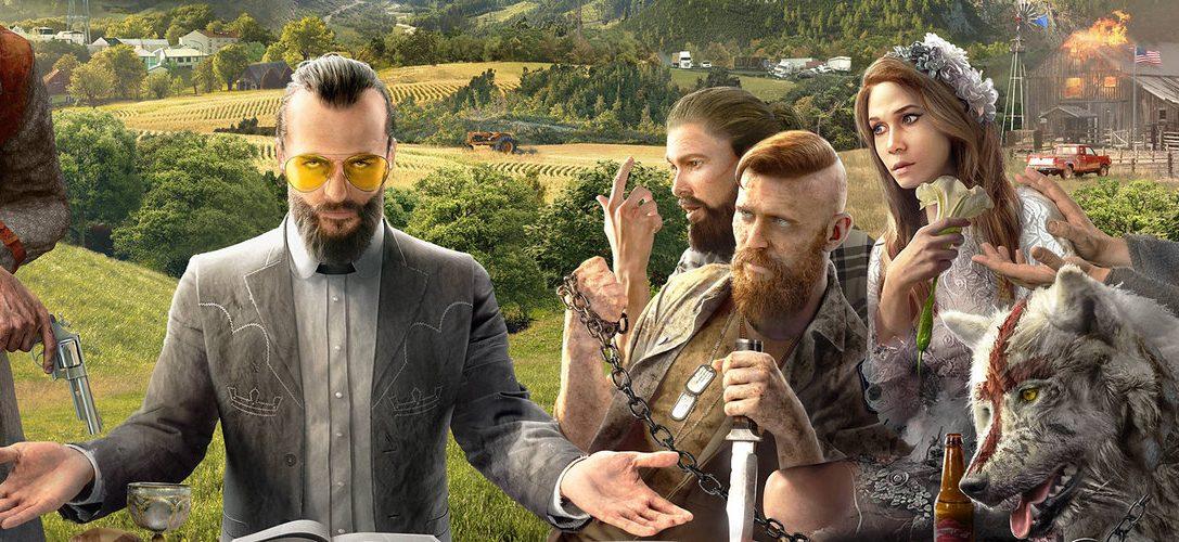 Der erste Trailer zu Far Cry 5 heißt euch willkommen im gefährlichen Hope County