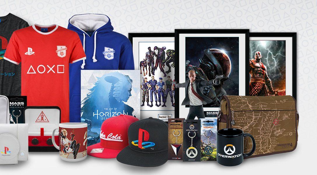 Willkommen in unserem neuen PlayStation Gear Store