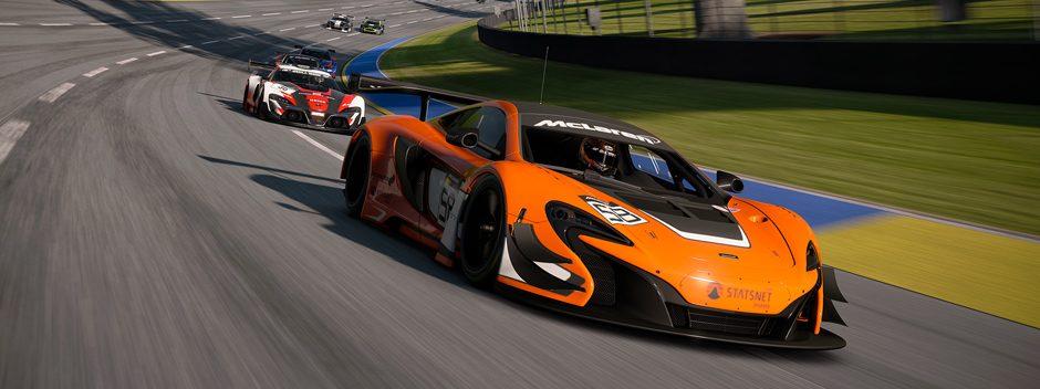 Gran Turismo Sport erscheint im Herbst 2017