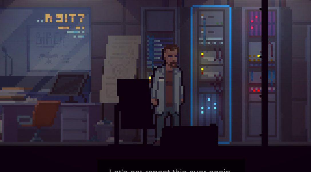 Der psychologische Thriller The Long Reach bringt Pixelkunst und Abenteuer auf PS4 und PS Vita