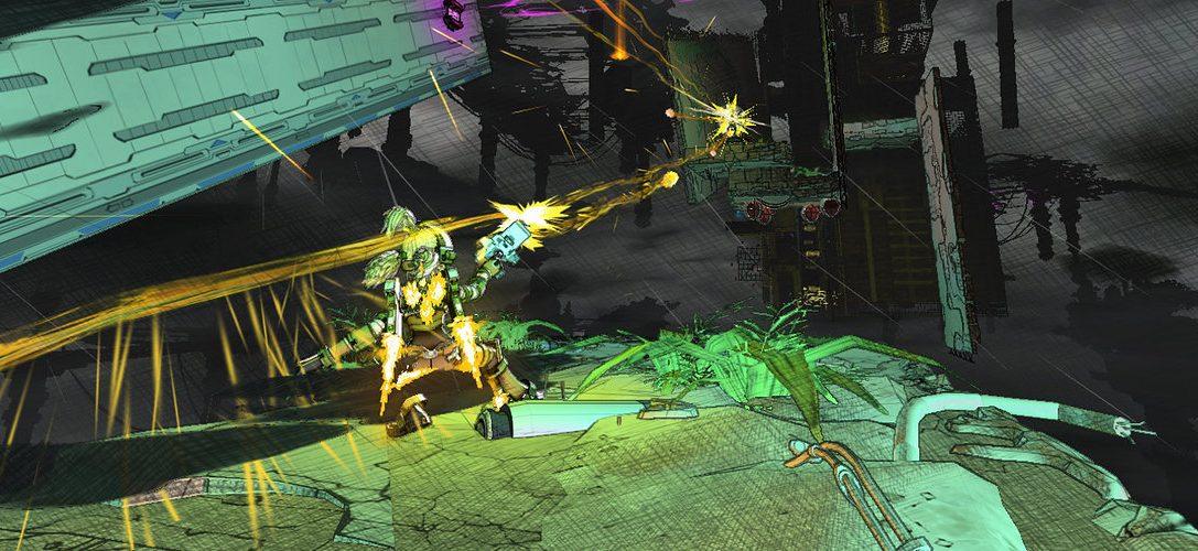 Bestellt den PS4-Raketen-Parkour-Plattformer Super Cloudbuilt für PS4 vor und erhaltet noch heute eine Demo