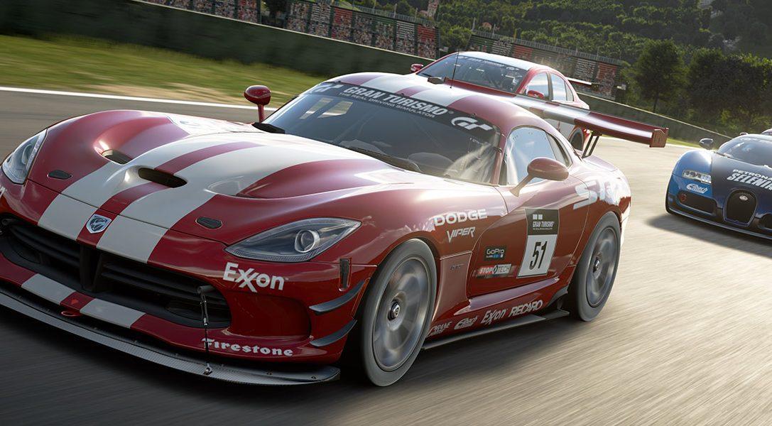 Die Entwicklung von Gran Turismo Sport: Ein Studio strebt nach Perfektion
