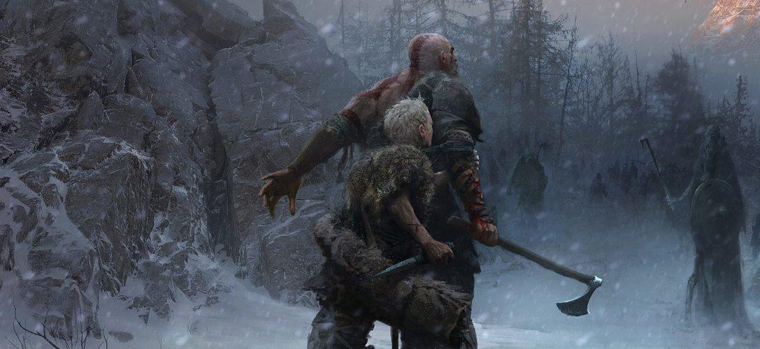 Wie das altnordische Setting von God of War geformt wurde