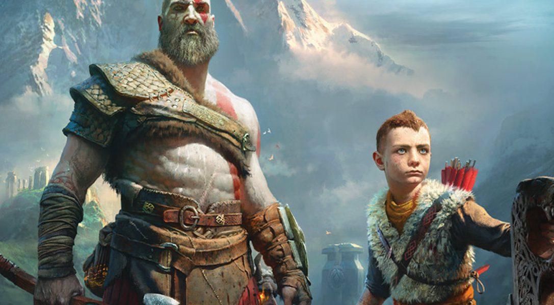 God of War: Wie Kratos' Sohn Atreus von einem Konzept zur Realität wurde