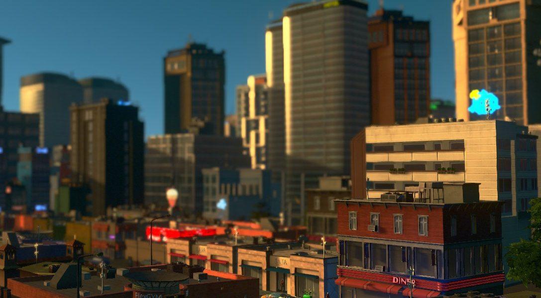 Cities: Skylines bringt seine Städtebaukreativität und Strategie jetzt auch auf PS4