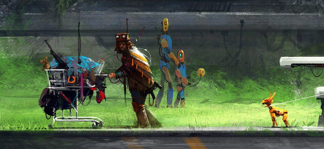 Neu im PlayStation Store: Nex Machina, Get Even, Danganronpa für PS4 und mehr