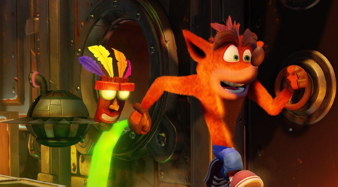 Crash Bandicoot N. Sane Trilogy ist ab sofort verfügbar, Vicarious Visions gewährt einen Blick hinter die Kulissen