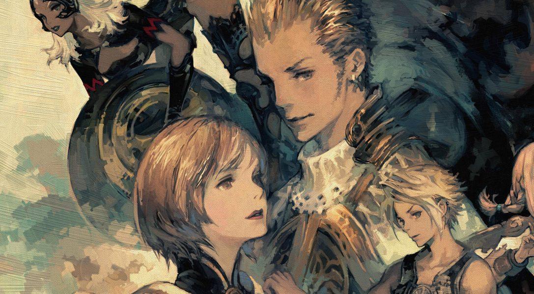 Der Widerstand kehrt im Final Fantasy XII The Zodiac Age-Story-Trailer zurück