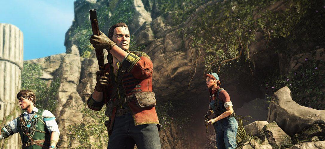 Kämpft gegen das Übernatürliche in Rebellions neuestem PS4-Abenteuer Strange Brigade