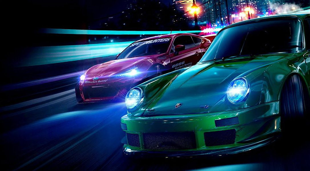 Neue Angebote im PlayStation Store: Spare bei Need For Speed, SOMA, Snake Pass & mehr