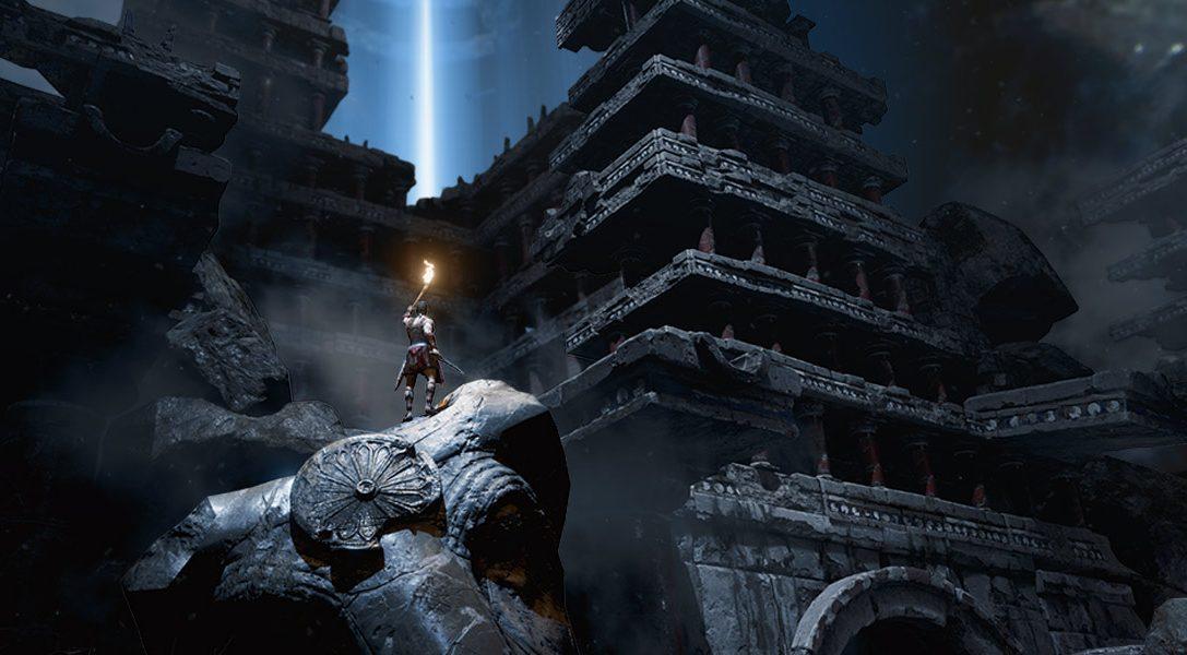Entflieht dem Labyrinth und einem sagenumwobenen Minotaurus in Theseus für PS VR