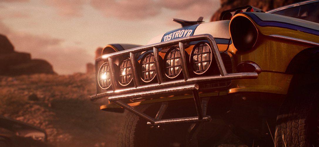 Nehmt Rache, verdient euch eure Sporen und tretet ab 10. November in Need for Speed Payback für PS4 zum Rennen an