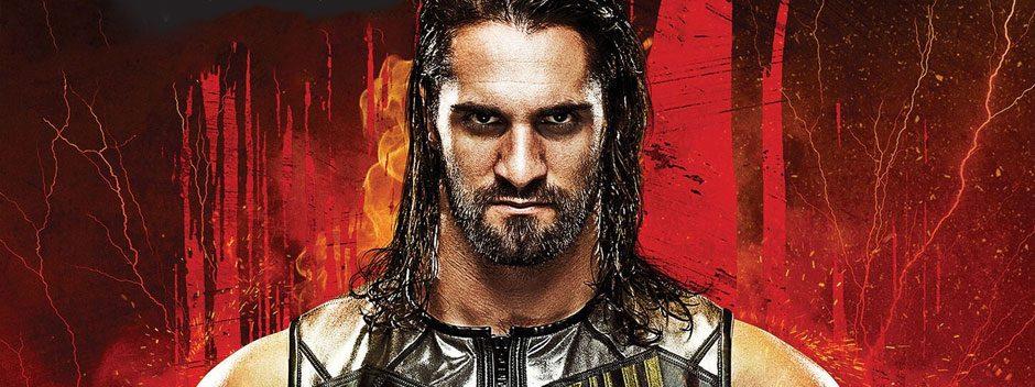 Seth Rollins ist der Coverstar von WWE 2K18