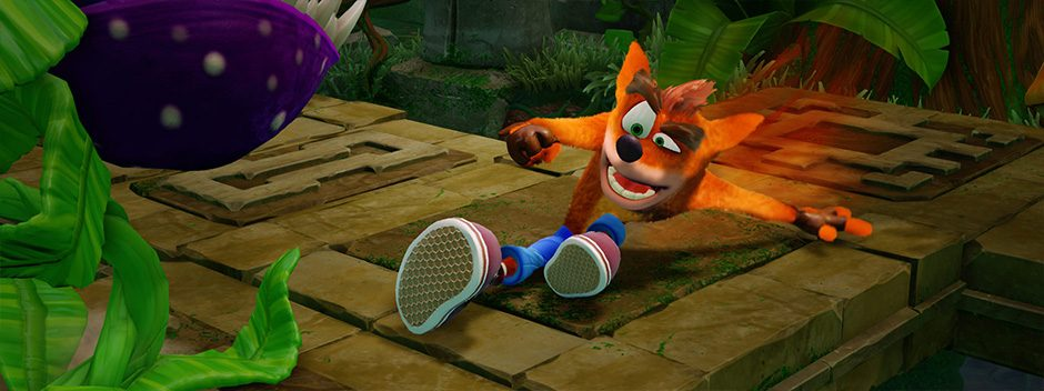 Crash Bandicoot N. Sane Trilogy war der Top Titel im Juni