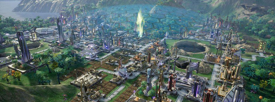 Aven Colony ab sofort für PS4 erhältlich
