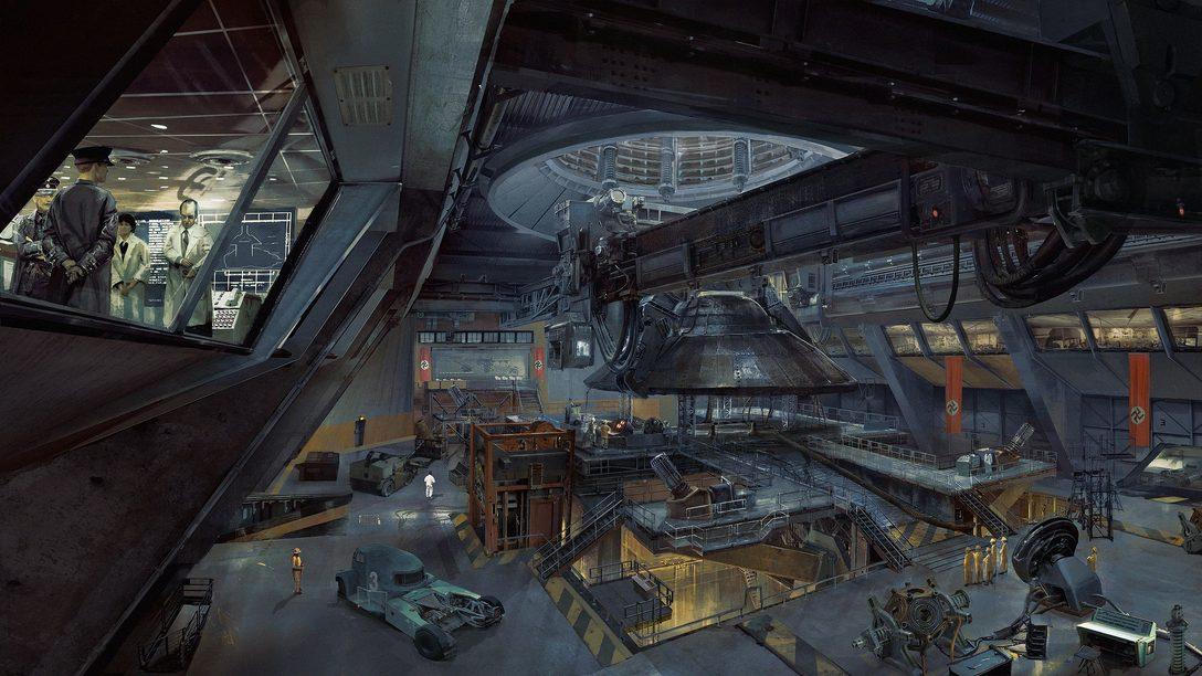 Mehr Eindrücke aus Wolfenstein II: The New Colossus – Gefechte, Humor & Upgrades