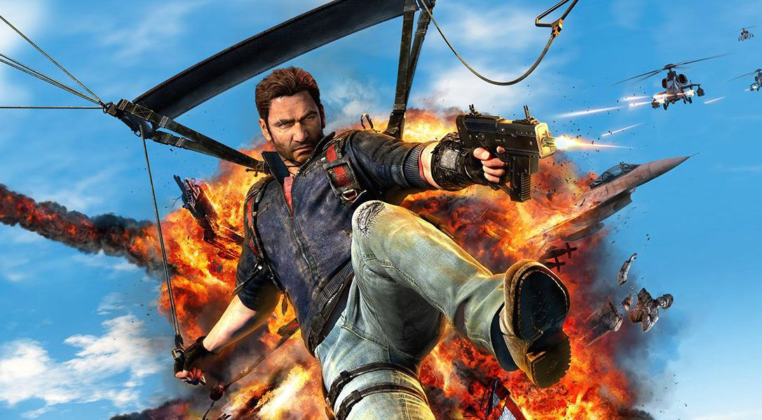 Eure PS Plus-Games im August sind Just Cause 3 und Assassin's Creed: Freedom Cry