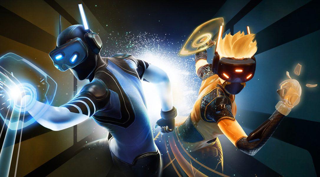 Das superschnelle, futuristische Sportspiel Sparc ist ab dem 29. August für PS VR erhältlich