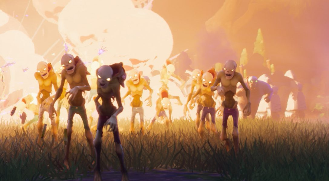Verbessert für PS4 Pro: Fortnite, Pyre und Shadow Tactics