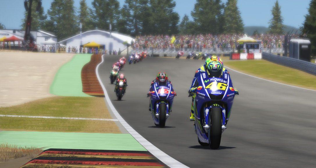 MotoGP 17 – Mit Wucht durch die Kurve! + Gewinnspiel