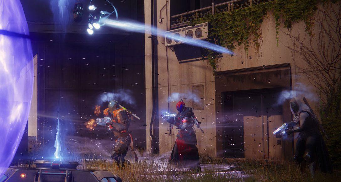 Die Mauer, an der die Dunkelheit zerbricht – Der Titan in Destiny 2