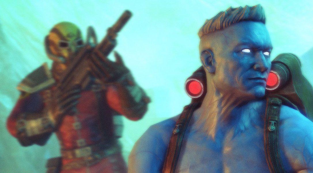 Die Entwicklung der PS4-Neuauflage von Rogue Trooper Redux, die am 17. Oktober erscheint