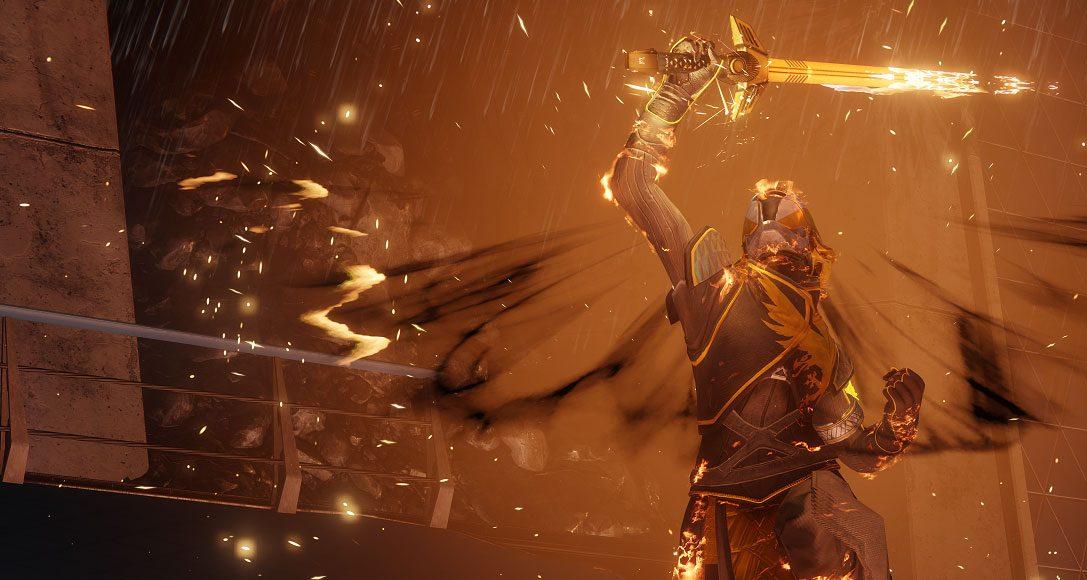 Feuer und Flamme – Der Warlock in Destiny 2