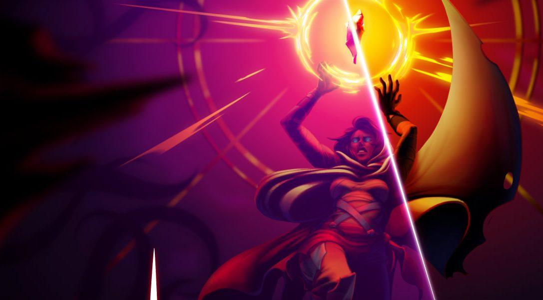 Kämpft in Sundered in prozedural generierten Dungeons ums Überleben – ab dem 28. Juli für PS4 erhältlich