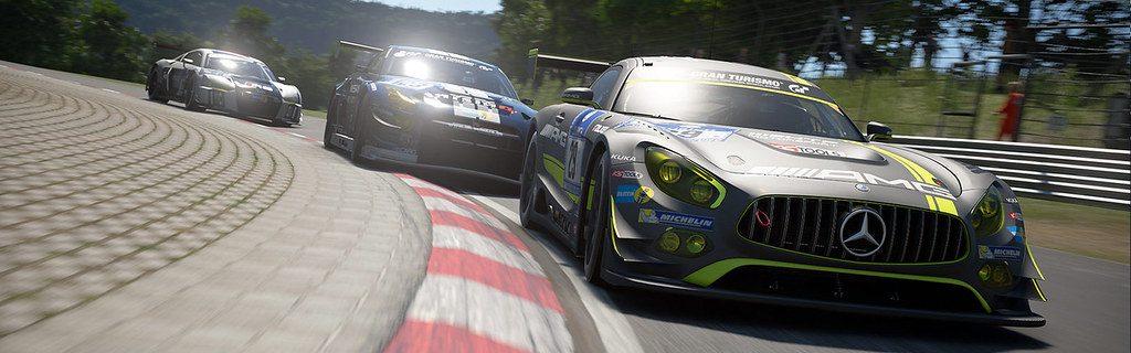 Gran Turismo Sport erscheint am 18. Oktober 2017