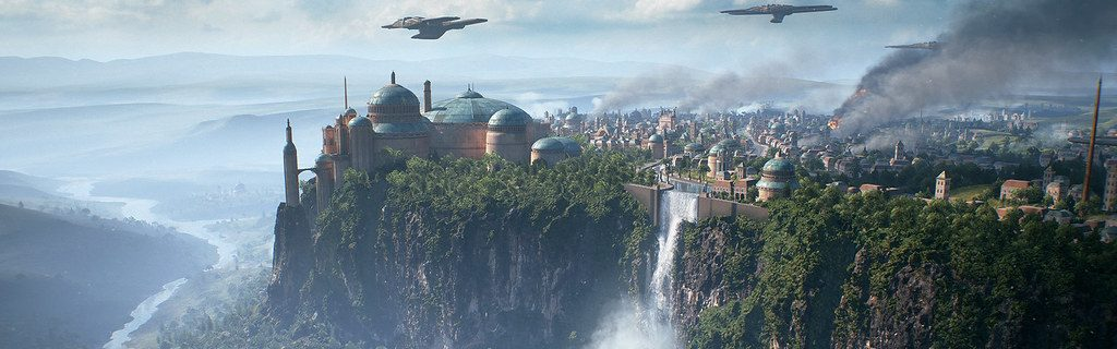 Die Open Beta von Star Wars Battlefront II stürmt Anfang Oktober die PS4