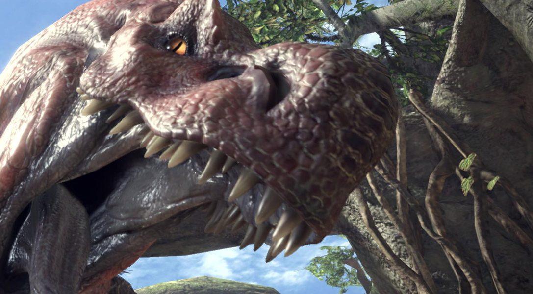 Monster Hunter: World: Seht 24 Minuten epische Action in der neuen PS4-Gameplay-Demo