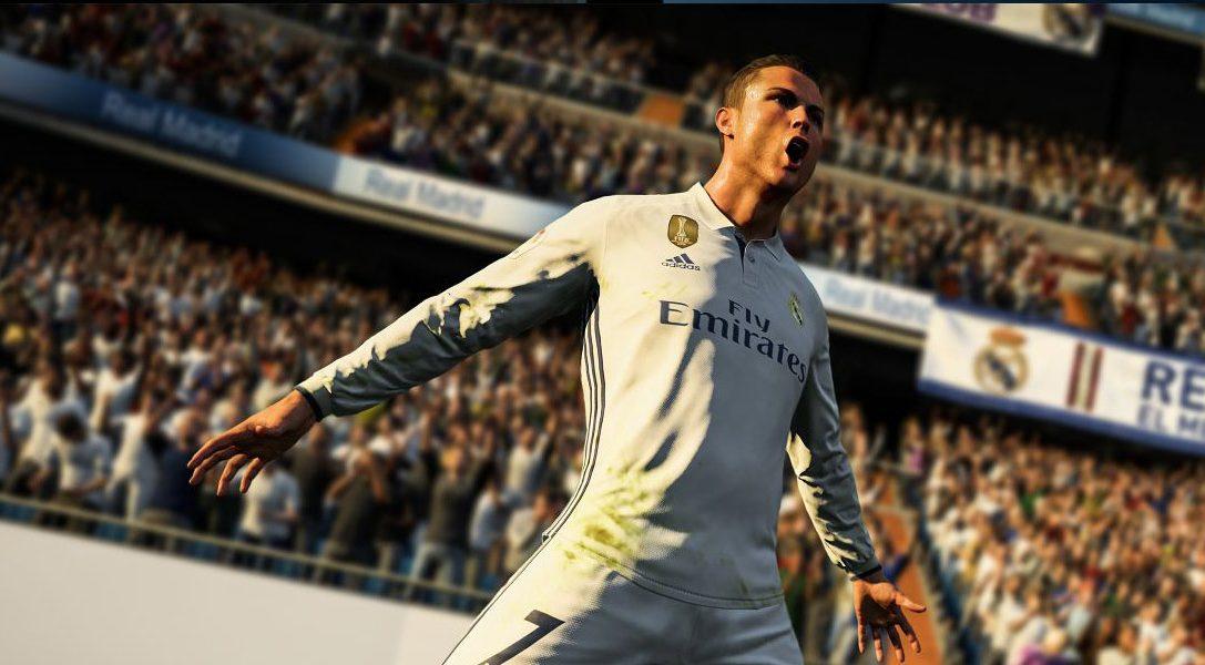 Wir präsentieren: Das PlayStation 4 FIFA 18 Bundle