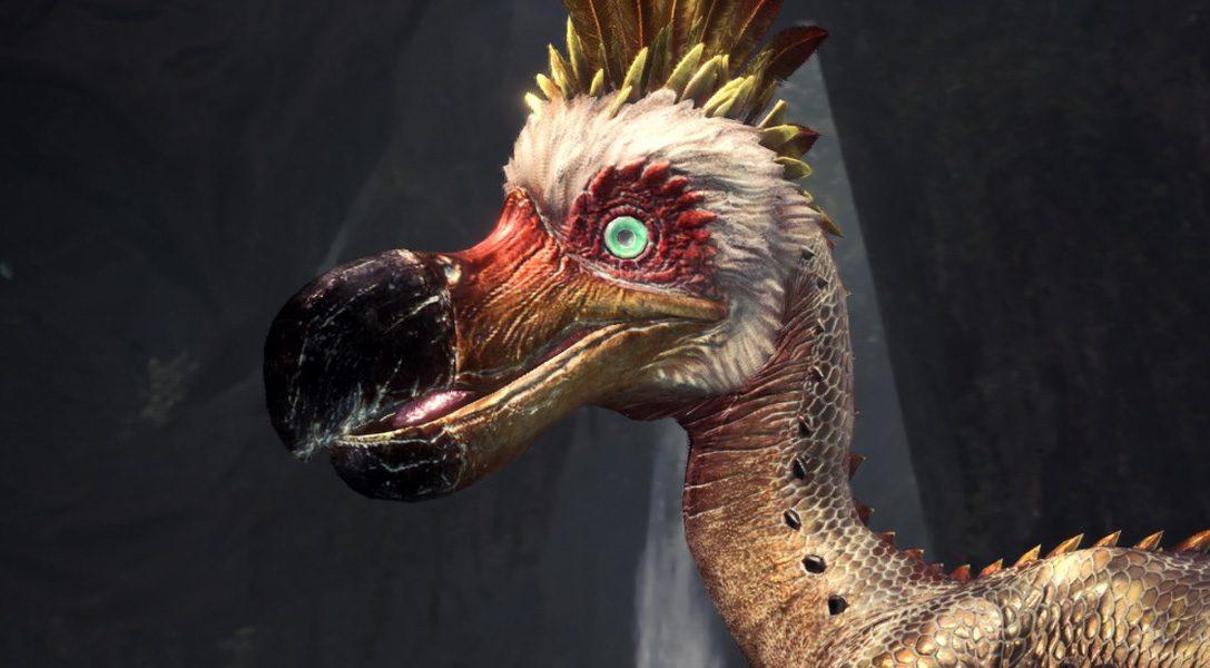 Monster Hunter: World – Die PS4-Monsterjagd von Capcom angespielt