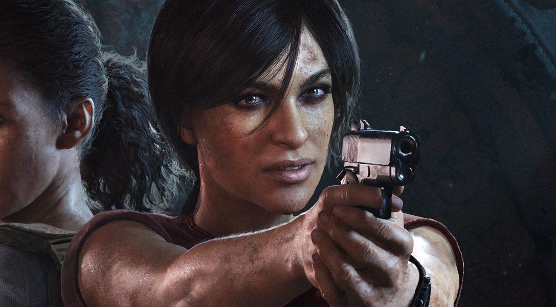 Uncharted: The Lost Legacy ist ab morgen erhältlich – Eine Nachricht von Naughty Dog zum Tag der Veröffentlichung