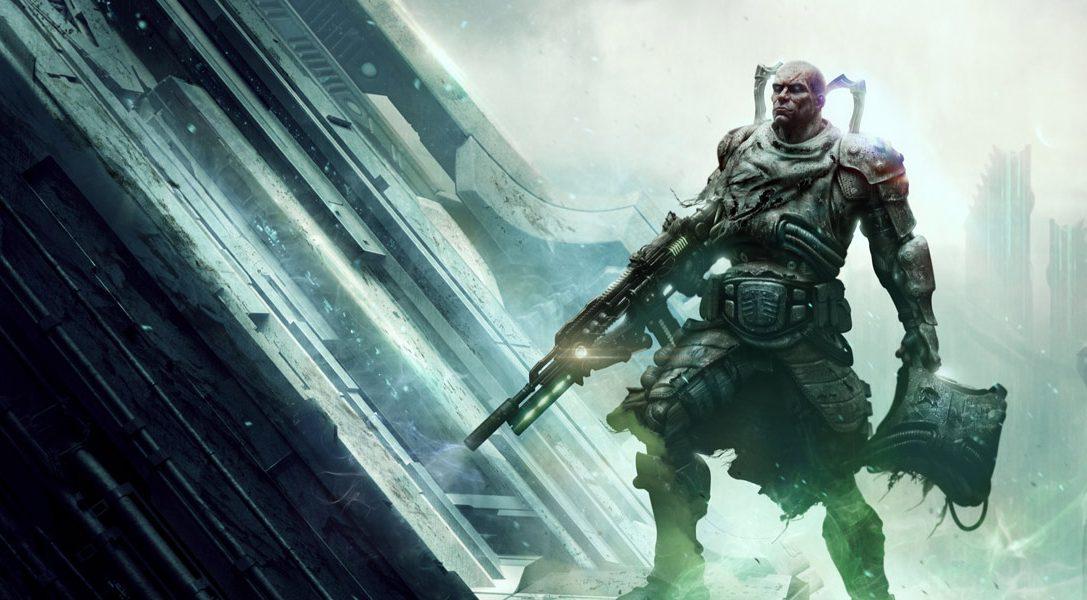 Der neu angekündigte PS4-Shooter Immortal: Unchained richtet sich an alle Fans von Dark Souls