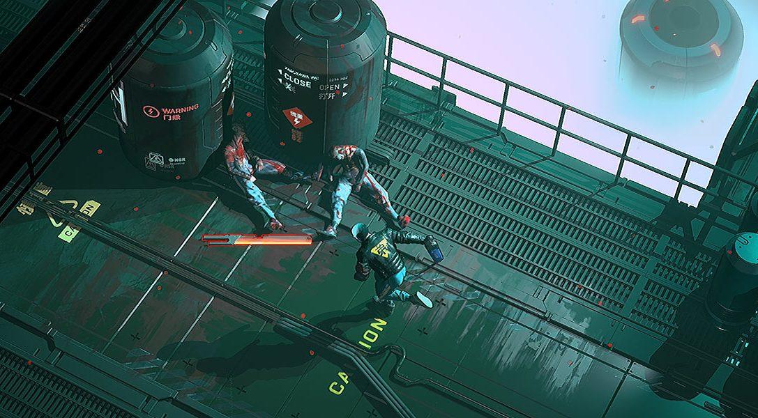 Wie ihr es in der actiongeladenen Cyberpunk-Geschichte Ruiner dank der Waffen-Technologie mit allem aufnehmen könnt