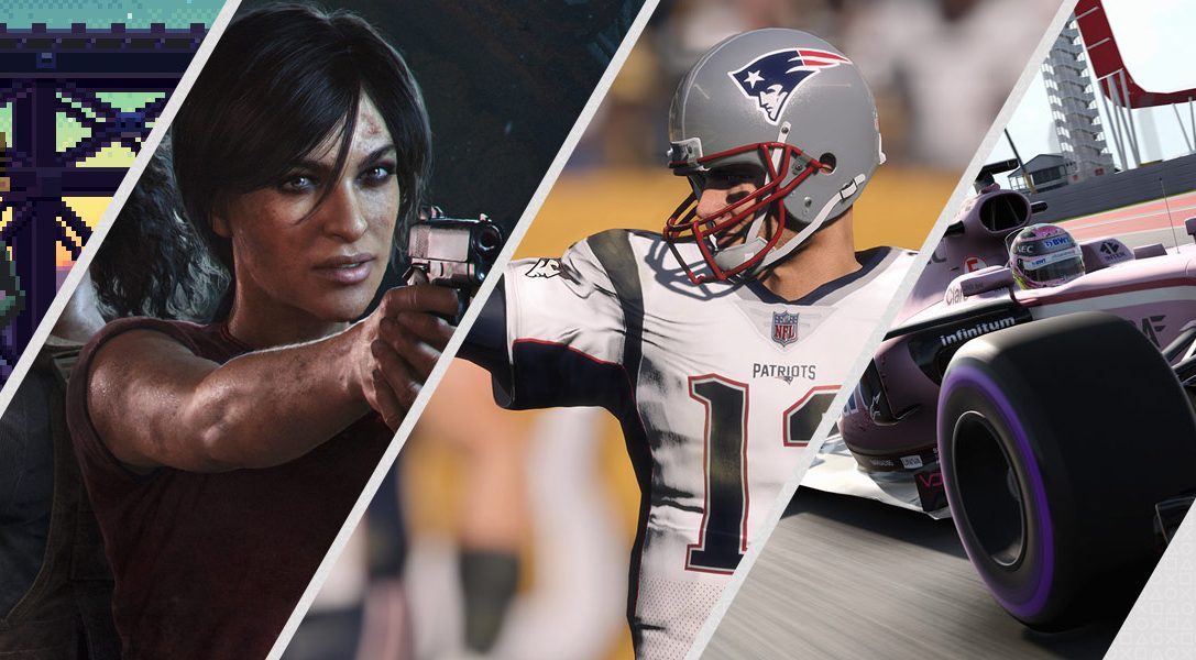 Neu im PlayStation Store: Uncharted The Lost Legacy, Madden NFL 18 und mehr