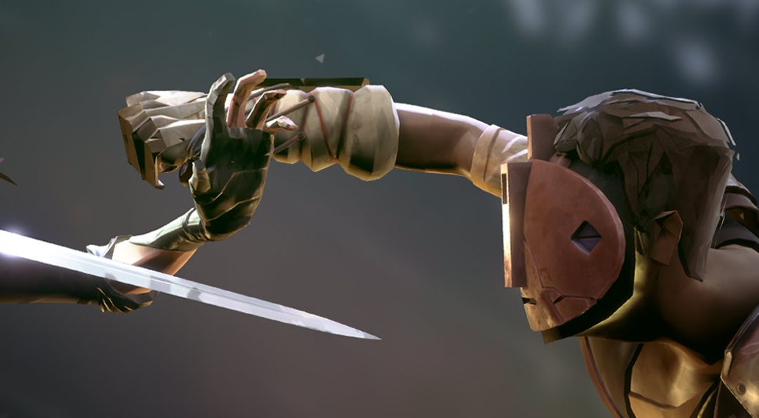 Erforscht oder trainiert mit Freunden, betreut Studenten oder messt euch mit Kämpfern in Absolver für PS4