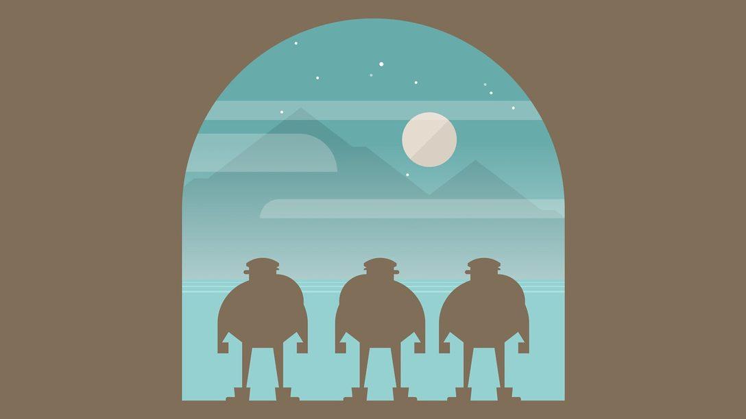 Burly Men at Sea gibt es ab dem 19. September auf PS4 und PS Vita