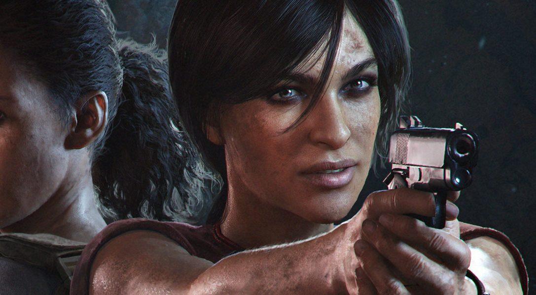 Werdet auf der gamescom mit der neuen PlayStation Event App zum Helden eures ganz eigenen Uncharted-Abenteuers