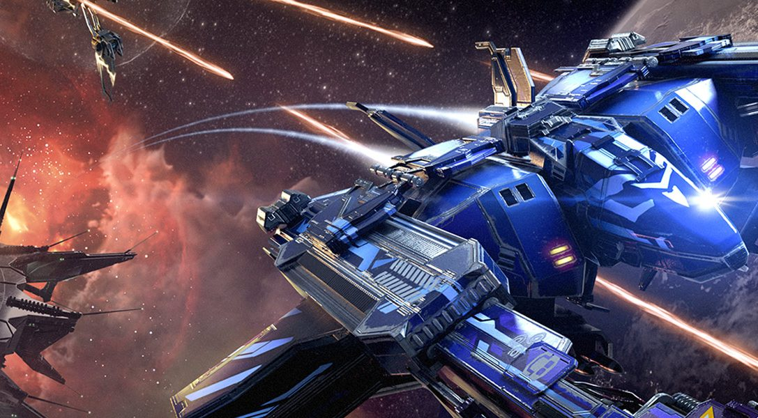 EVE: Valkyrie – Warzone erweitert das Spiel, schafft PS VR-Erfordernis ab