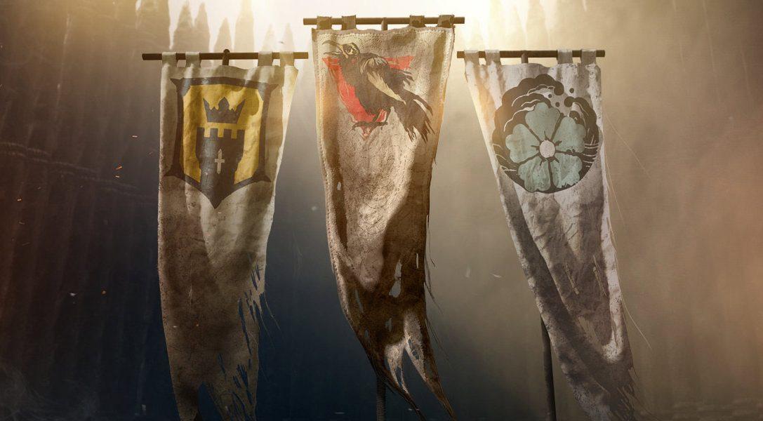 """Entdeckt in der Endrunde der """"For Honor Hero Series"""" die neuen Helden und Karten"""